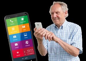 EinfachFon Seniorenhandy