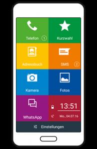 EinfachFon mit WhatsApp
